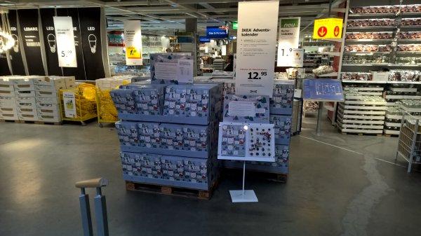IKEA Adventskalender ist wieder da - IKEA Siegen