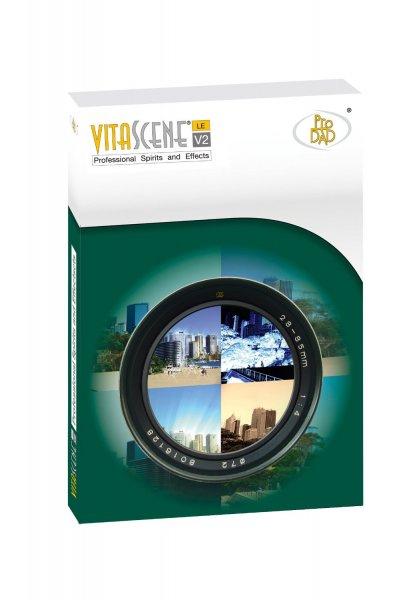 VitaScene V2 LE Videobearbeitung Software gratis