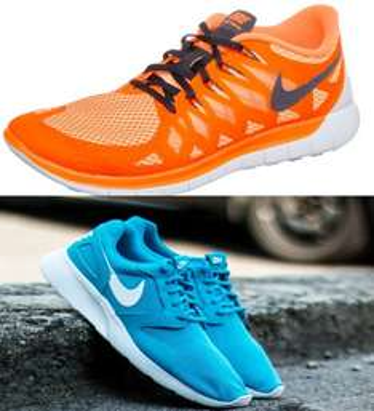 Nike Kaishi ab 52,94 € + Nike Free Run ab 76,90 € (viele Modelle und Größen)