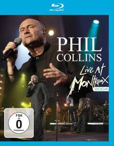 Amazon Prime: Phil Collins Live at Montreux BluRay