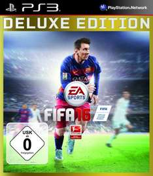 Fifa 16 Deluxe Version für PS3