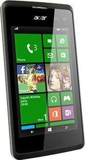[NBB] Acer Liquid M220 Plus Dual-SIM Windows Phone mit 1GB RAM und 8GB intern für 67,98€