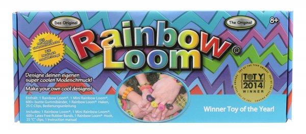 ABGELAUFEN - [Amazon WHD] Rainbow Loom Starterset - DAS ORIGINAL (ohne Prime zzgl. Versandkosten)