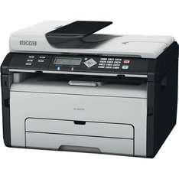 "Ricoh™ - A4 Laser Multifunktionsgerät ""SP204SFNW"" (Fax,Drucker,Scanner,Kopierer,1200x600dpi,USB 2.0,LAN,Wi-Fi) [B-Ware] ab €86,76 [@Allyouneed.com]"