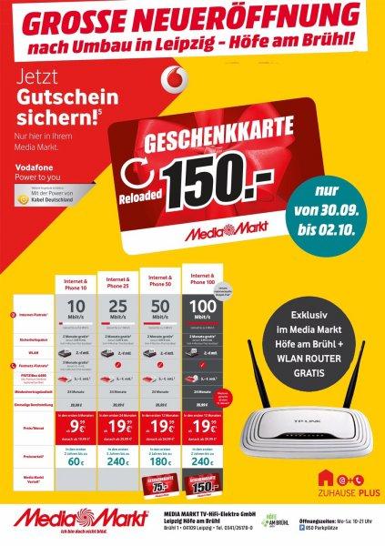 Kabel Deutschland Gutscheinaktion