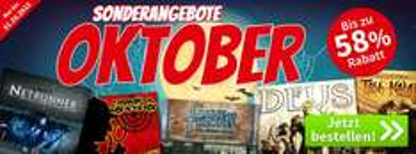 [Heidelberger Spieleverlag Sonderangebote][Spiele Offensive und andere] z.B. Deus für €29,99
