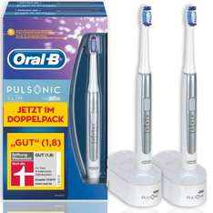 Oral-b pulsonic slim duo Pack + 25% Rückzahlung Aktion