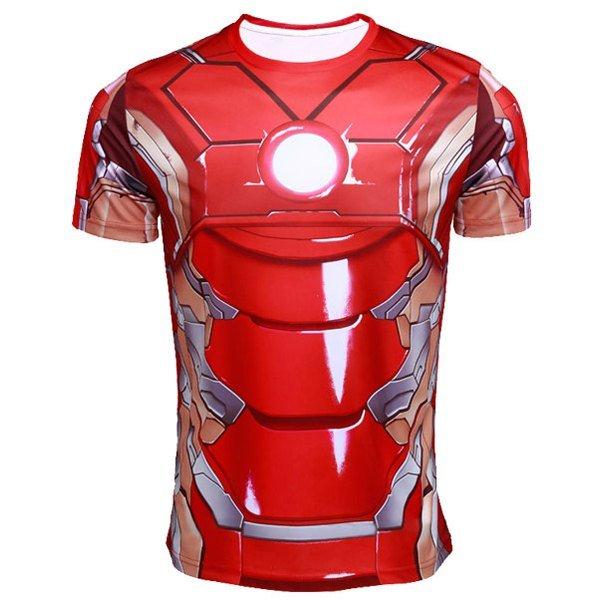 -60% auf Superhelden T-Shirts [8,39€ bis 13,88€]