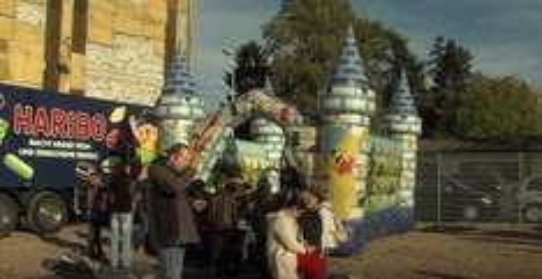 Die große HARIBO KASTANIENAKTION – Tradition seit 79 Jahren! ?15+16 Okt. 2015 [Lokal]