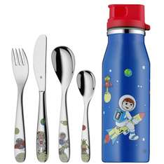 WMF Kinderbesteck Set Willy Mia Fred Space 5 tlg. für 19,95€ @ebay
