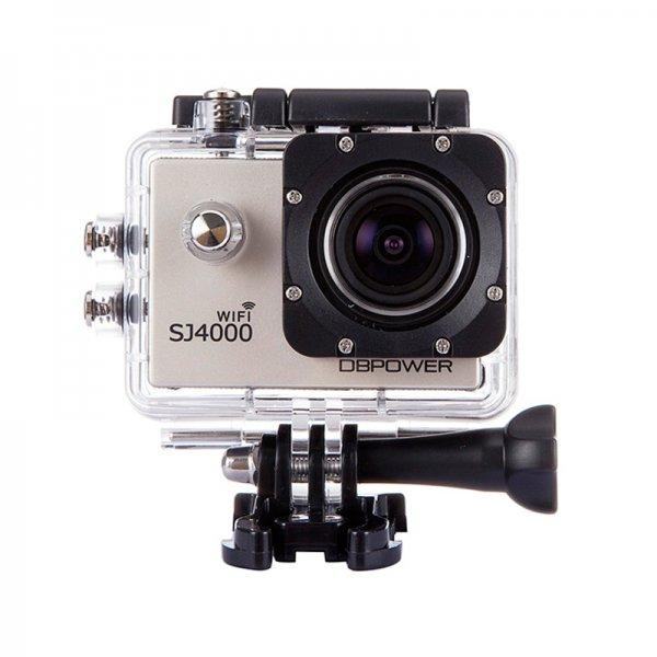 [Ebay.de] DBPOWER SJ4000 (Wifi) Action Cam inkl. 2 Akkus für 52.99 bzw 65.99 Wifi Version