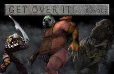 [steam] Get over it Bundle - 12 Spiele ab 0.92€ @ indiegala