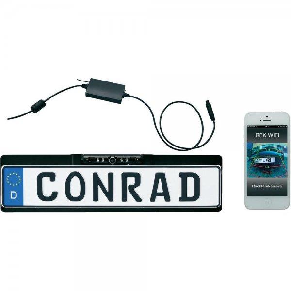 [Conrad-Online]  WLAN-Rückfahrvideosystem RFK WiFi dnt | bis Mitternacht