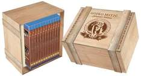 [JPC] Vorbestellung....Gojko Mitic Sammler-Edition (Holzbox) ( 12 x Blu-ray) für 89,99€ Versandkostenfrei