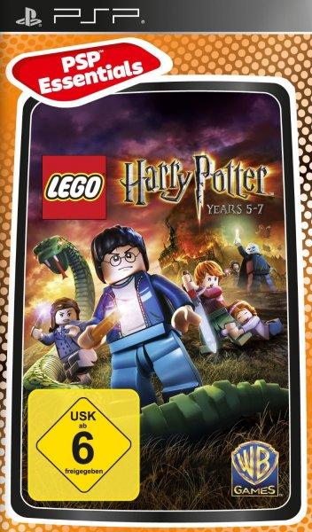 [Amazon Prime] Lego Harry Potter - Die Jahre 5 - 7 für PSP - NUR 5,83€
