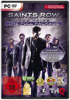 [Amazon] Saints Row: The Third - The Full Package für PC / 2,19€ zzgl 5,00€ Porto!