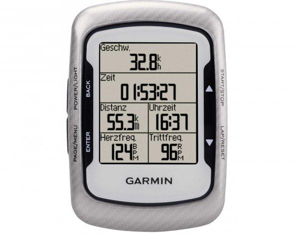 Garmin Edge 500, Fahrradcomputer ohne (!) Zubehör, für €103,31, vgl. Geizhals: €159,90