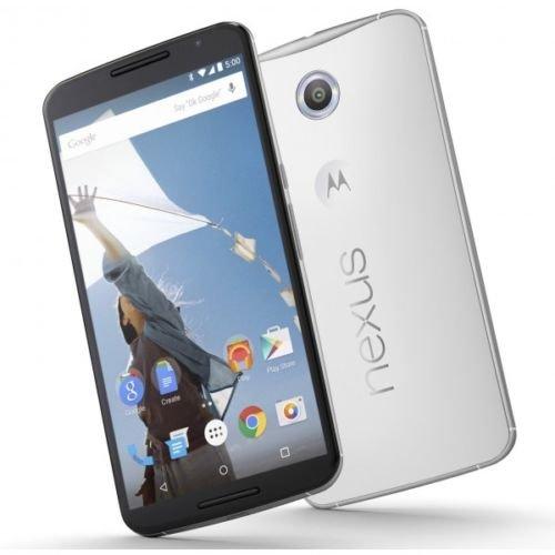 Motorola Google Nexus 6 32GB White -ebay US