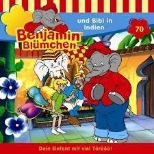 @youtube / kiddinx:  3 kostenlose Hörspiele des Monats Oktober 2015: Benjamin Blümchen und Bibi Blocksberg in Indien / Bibi & Tina - Das Kürbisfest / Bibi Blocksberg zieht um
