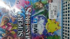[Lokal Media Markt Zwickau] Super Smash Bros. for Wii U für 25€