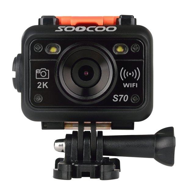[CN] SOOCOO Action Cams ab 59.02€ @Aliexpress u. direkt beim Händler mit PP
