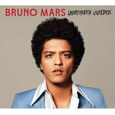 Amazon Prime : CD Bruno Mars - Unorthodox Jukebox (Deluxe inkl. 5 Bonustracks) - Nur 3,69 €