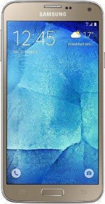 Samsung S5 neo (gold) + 50€ redcoon Gutschein für 376,99€