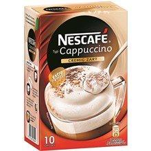 [ROSSMANN] Nescafé Cappuccino 10 Sticks/140g für 1,49€/1,29€ (Angebot+Coupon)