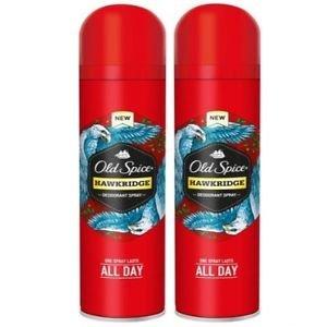 """[lokal Hamburg und Norddeutschland] Budni Old Spice, Hawkridge Deodorant Spray, 150 ml im Doppelpack (""""Attraktive 2für1-Angebote zum 103. BUDNI-Geburtstag NUR am Freitag, den 02.10.15"""")"""