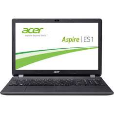 "[ebay WOW] Acer Aspire ES1-512-P29F 15,6"" Notebook Intel Quad Core 1TB HDD"