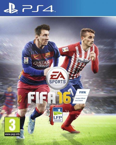 FIFA 16 PS4 bei Amazon Frankreich für 48,29€