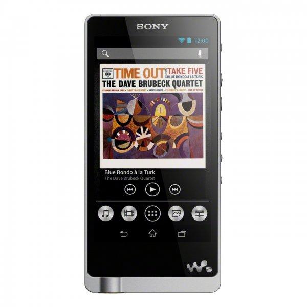 Sony NWZ-ZX1 Walkman für 399€ – 128GB MP3-Player mit WLAN, NFC und Bluetooth