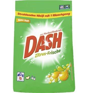 Gewinn mit Dash GzG-Aktion und Coupies