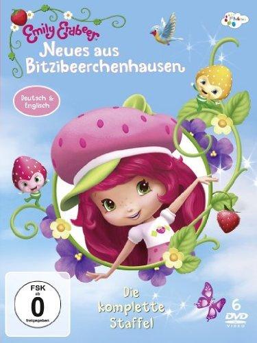 [Amazon.de-Prime] Emily Erdbeer - Die kompletten Geschichten aus Bitzibeerchenhausen [6 DVDs] + 1€ Amazon Instant Video Guthaben