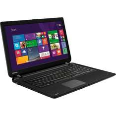 "[ebay WOW] Toshiba SATELLITE C50-B-17R 15,6"" Notebook Intel Quad Core 1 TB HDD Win 8.1"