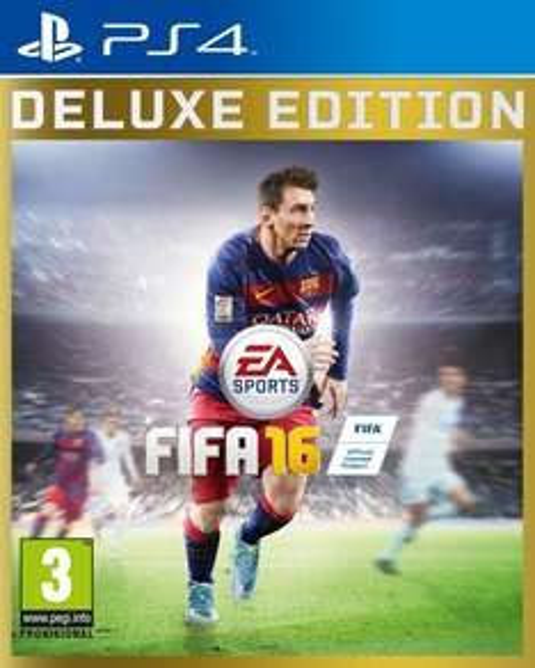 Fifa 16 Deluxe Edition für PS4 XBox usw