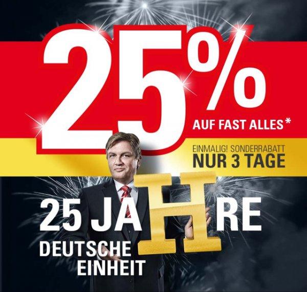 Möbel Höffner - 25% - Auch in der eXpress-Abteilung!