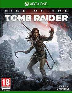 Vorbestellung / Rise of the Tomb Raider (xboxone) amazon.fr - pvg 60,59€