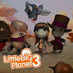 Little Big Planet 3 Design (PS4) Kostenlos