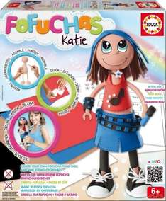 [Amazon.de-Prime] Educa 16362 - Kinder-Bastelset - Focucha Katie