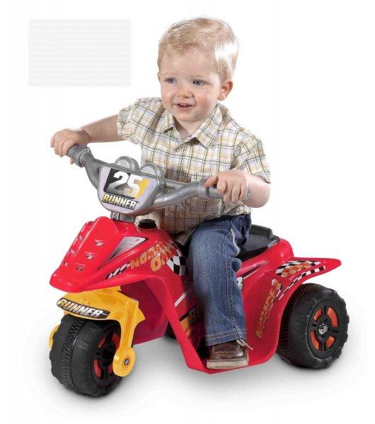 [Amazon.de-Prime]Loko 99725-S - Elektrofahrzeug Tribike - Rot