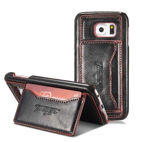 [Amazon Prime] Samsung Galaxy S6 Hülle mit Standfunktion und Kartenhalter