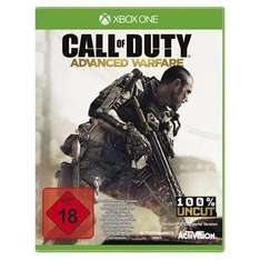 [Redcoon] Xbox One Call of Duty Advanced Warfare  für 19€ - Versandkostenfrei