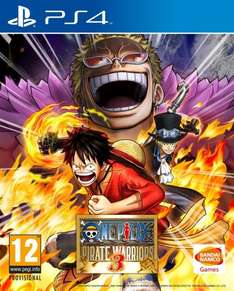 [Amazon.fr] One Piece: Pirate Warriors 3 (PS4) für 45,58€