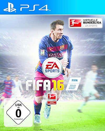 FIFA 16 XBOX One & PS4 für je nur 44,99€ inkl. Versand