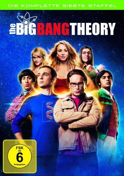 [Amazon prime] The Big Bang Theory - Die komplette siebte Staffel [3 DVDs]