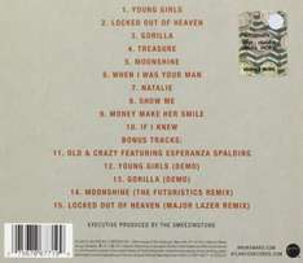 Amazon Prime : CD Bruno Mars - Unorthodox Jukebox (Deluxe Version)  inkl. 5 Bonustracks) - Nur 3,32 €