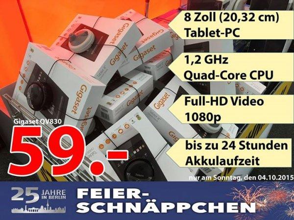 Gigaset QV830 für 59 EUR in Berlin