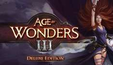 Age of Wonders 3 - Deluxe Edition ROW STEAM Key