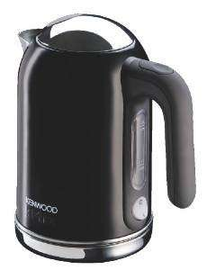 Kenwood Wasserkocher kMix SJM 034, 1.6 Liter, pfeffer-schwarz Amazon.de Warehousedeals